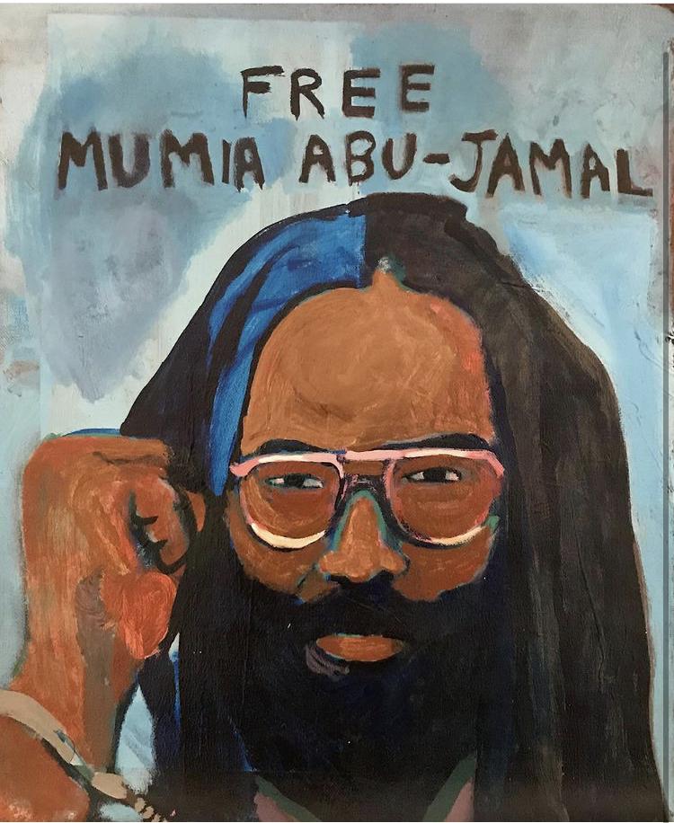 Digital Painting Of Mumia